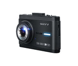 SAVV M35-H2 3 Channel Dashcam (Front, rear, interior) (Parking mode, Wi-Fi, Touchscreen, ADAS) 32GB