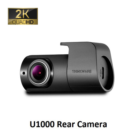 Thinkware U1000 Rear View Camera | 2K Quad HD | (Includes Cable)