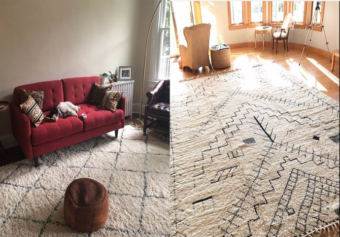 Different tips to buy a perfect Beni Ourain Rug
