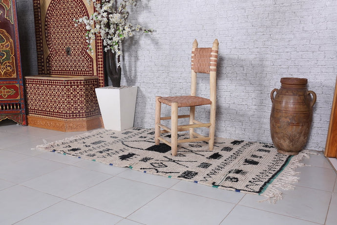 Traditional and modern Berber rugs