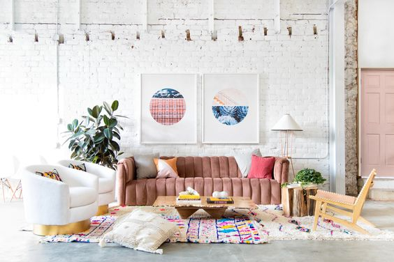 How To Buy The Perfect Moroccan Living Room Rug?