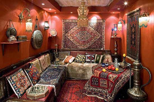 Moroccan decor rugs