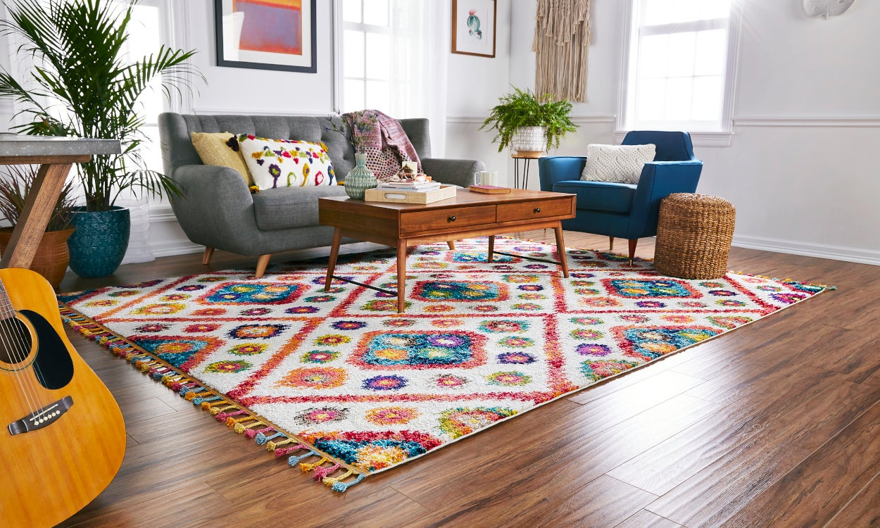 Moroccan Living room rug