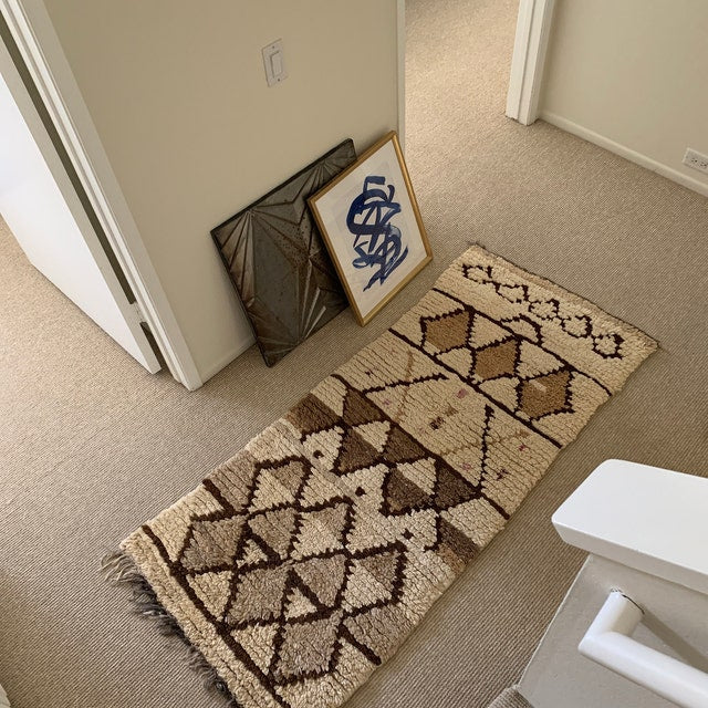 Small moroccan rugs