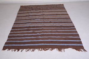 Moroccan blanket 5.7 FT X 8.9 FT