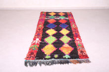 Moroccan rug 3.3 FT X 8.9 FT