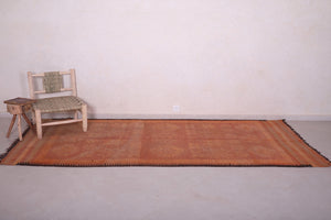 Long Moroccan rug 4.9 FT X 10.9 FT