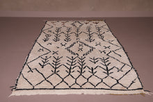 Beni ourain rug 4.3 FT X 8.7 FT