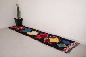 Runner moroccan rug 2.1 FT X 10.1 FT