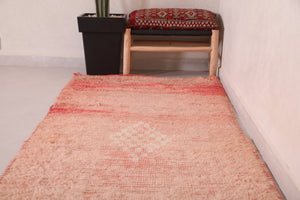 Moroccan rug - 2.8 FT X 7.9 FT