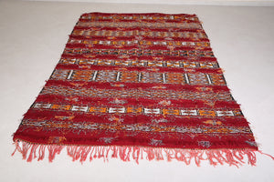 Berber wedding Blanket 5.9 FT X 9.6 FT