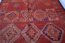 Moroccan rug 4.3 FT X 11 FT