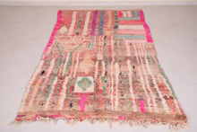 Moroccan Rug 4.8 FT X 7.7 FT
