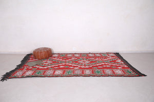 Moroccan rug 5.6 FT X 9.8 FT