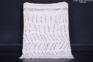 Berber wedding blanket 3.6 FT X 5.4 FT
