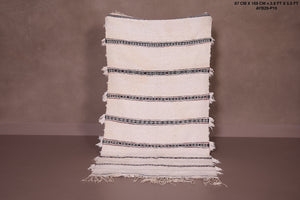 Berber wedding blanket 2.8 FT X 5.5 FT