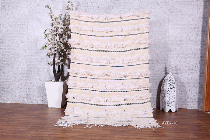Berber wedding blanket