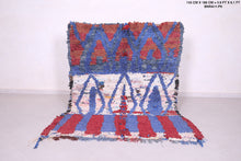 Moroccan rug 4.6 FT X 6.1 FT