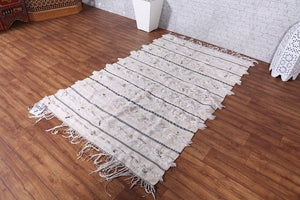 Berber wedding blanket 4.2 FT X 6.8 FT