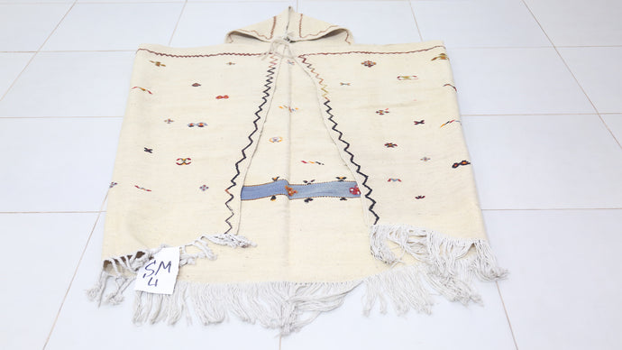 moroccan cape ,vintage clothing, vintage men's clothing