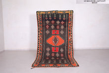 Long Berber rug, 4.8 FT X 9.7 FT
