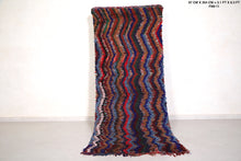 Runner moroccan rug 3.1 FT X 8.3 FT