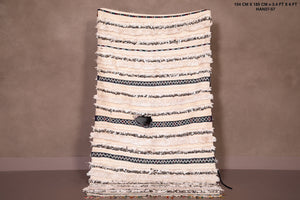 Moroccan wedding blanket 3.4 FT X 6 FT