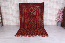 Genuine Moroccan rug 6 FT X 10.1 FT