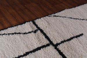 Custom Moroccan rug, berber tribal rugs