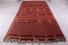 Vintage Straw Mat (6.3 ft x 11.5 ft)