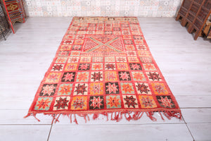 Moroccan rug 5.5 FT X 10.8 FT