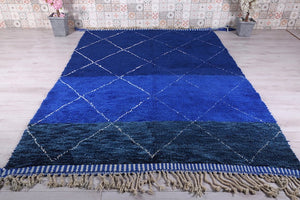 Moroccan rug 7 ft x 10.1 ft