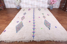 Moroccan rug 8.4 ft x 11.5 ft