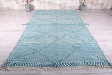 Moroccan rug 6.5 ft x 10.7 ft