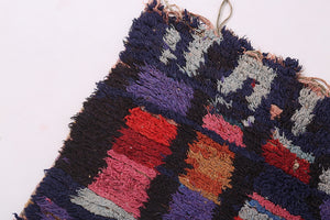 Small Rag rug, 1.8ft x 3.3ft