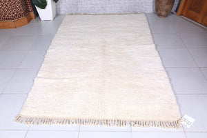 Solid rug, 4.9ft x 7.9ft