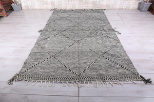 Large Moroccan rug 6.4 FT X 10.5 FT