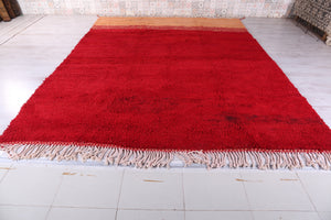 Large Moroccan rug, 9.8 FT X 12.3 FT