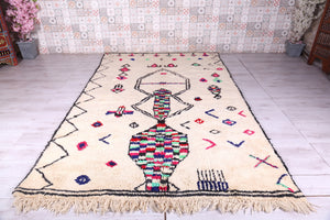 Azilal All wool rug, 6.6ft x 10.7ft