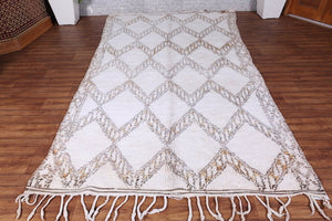 Moroccan rug 7.6 ft x 10 ft