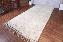 Moroccan rug,  5.5 ft x 11.1 ft