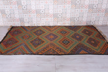 Moroccan rug,  5.8 ft x 10 ft