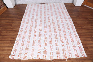Moroccan rug, 5.2 ft x 7.5 ft