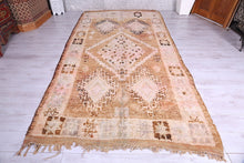 Moroccan rug 5.9 ft x 11.2 ft