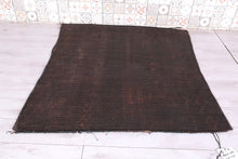 Tuareg Mat in antique 5.9ft x 12.6ft