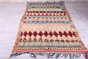 Runner berber rug, 4.2 FT X 8.9 FT