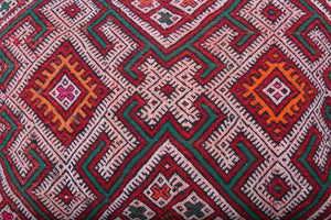 "Authentic Moroccan rug, 4'4""6'7"""