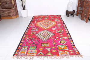 Moroccan Rug 5.6 ft x 11.8 ft