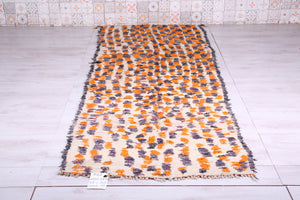 Runner moroccan rug,  5.8 ft x 10.5 ft