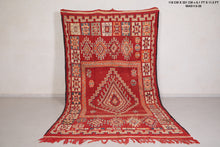 Moroccan rug 6.1 ft x 11.5 ft
